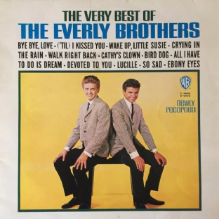 Everly Brothers (The) - The Very Best Of The Everly Brothers (LP) (G++/VG)